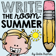 WRITE THE ROOM: SUMMER