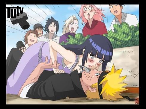 Hinata on Naruto E Hinata