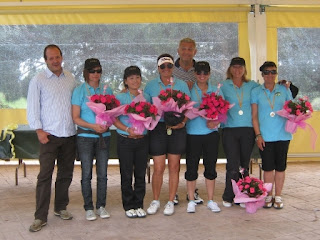 P&P Lleida Femení campió Interclubs Femeni P&P 2011