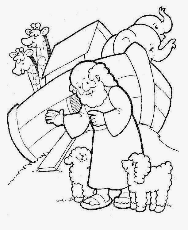 Dibujos cristianos para colorear ~ Dibujos para Niños