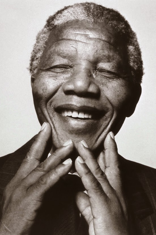 Safari Fusion blog | Mandela Day | Happy 95th Birthday Nelson Mandela! | | Image via Brand Newz