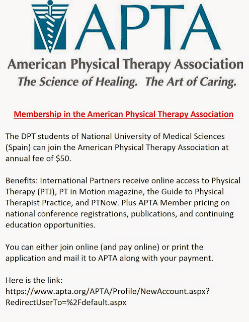 the american physical therapy association identifying education Apta partner opportunities in the news continuing education 22 mar 2019 scapta annual conference the kroc center, greenville, sc 23 mar 2019 scapta annual conference.