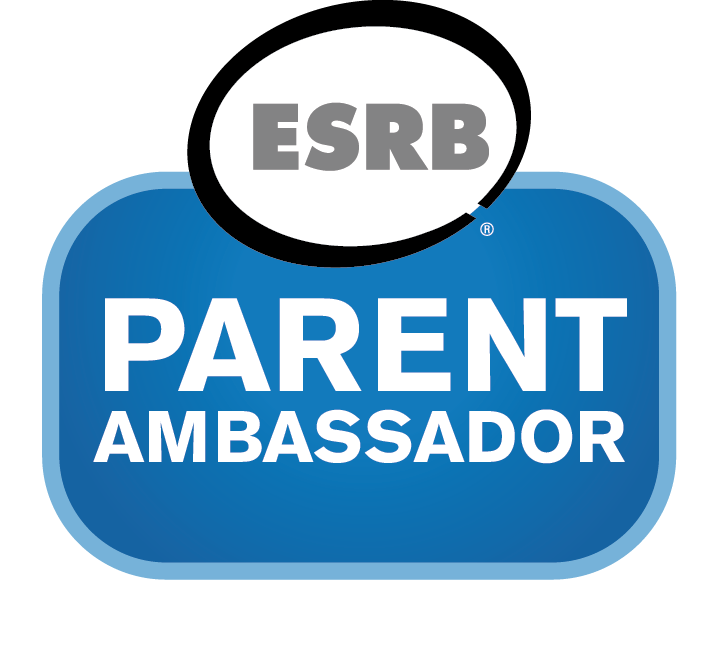 I'm an ESRB Parent Ambassador