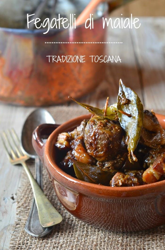 fegatelli di maiale: tradizione toscana