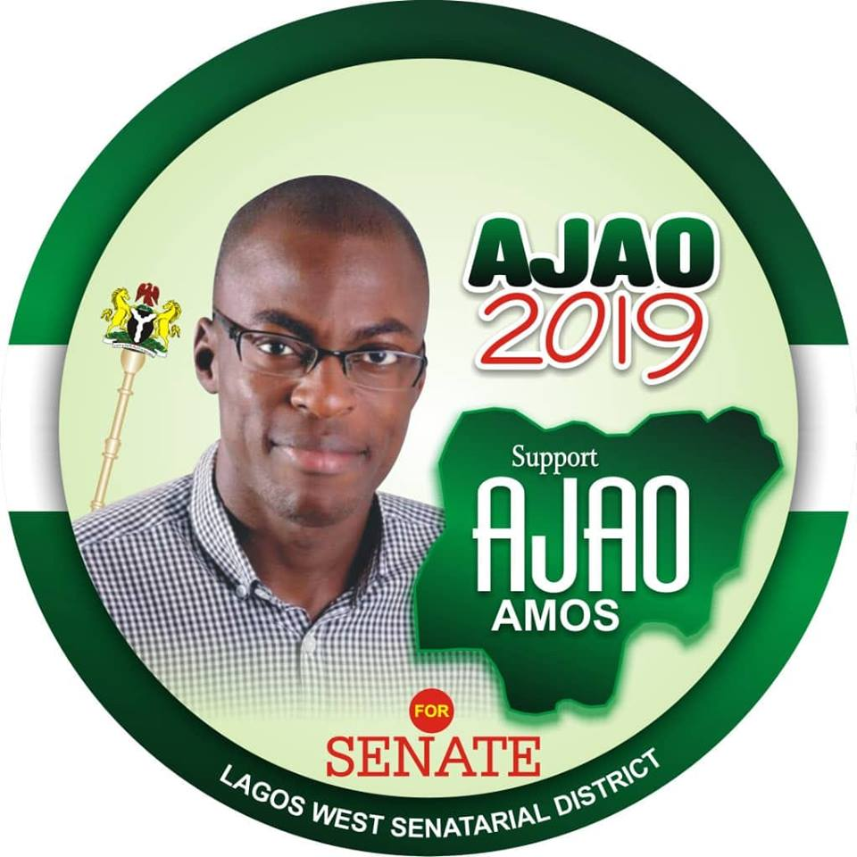 AJAO FOR SENATE