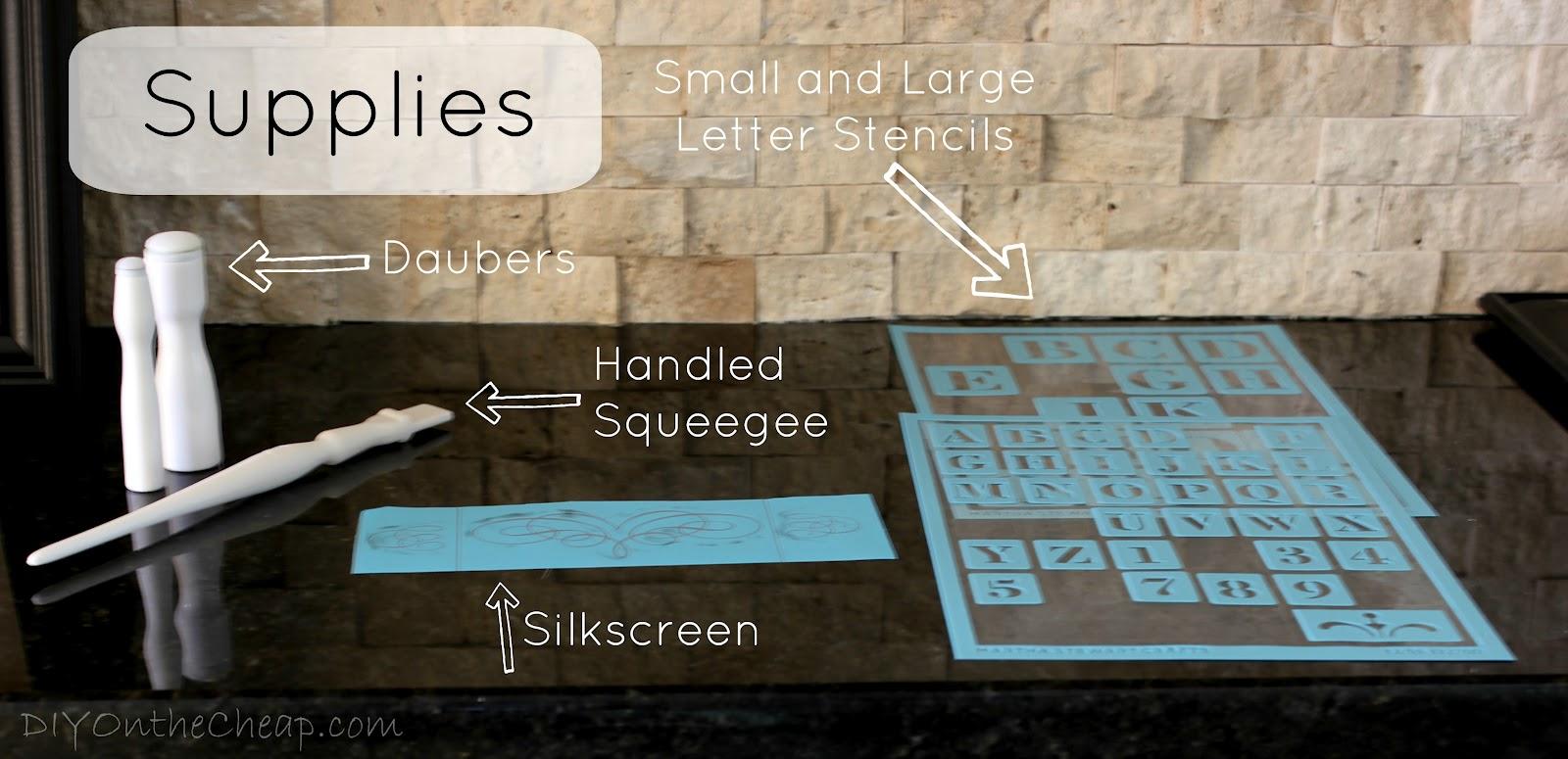 Framed family sign martha stewart glass paint erin spain marthastewartglasspaintsupplieslabeledg spiritdancerdesigns Images