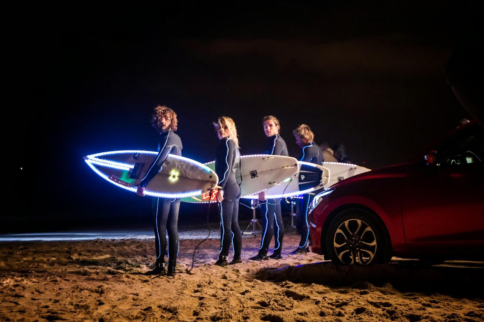 Laura Crane Recording For Mazda SURF Slab - Wsl mazda