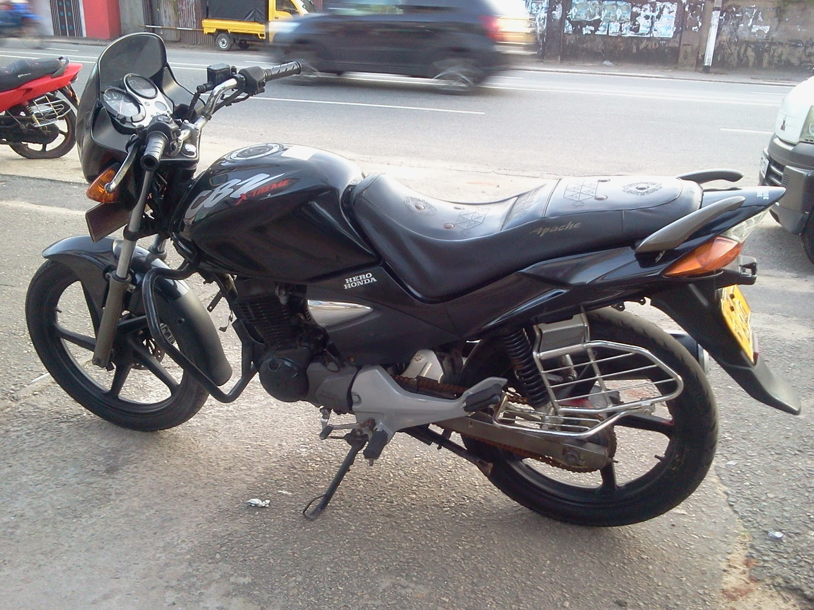 ... MOTORS. 0722989898 .0727622380: Hero Honda CBZ Xtreme for sale