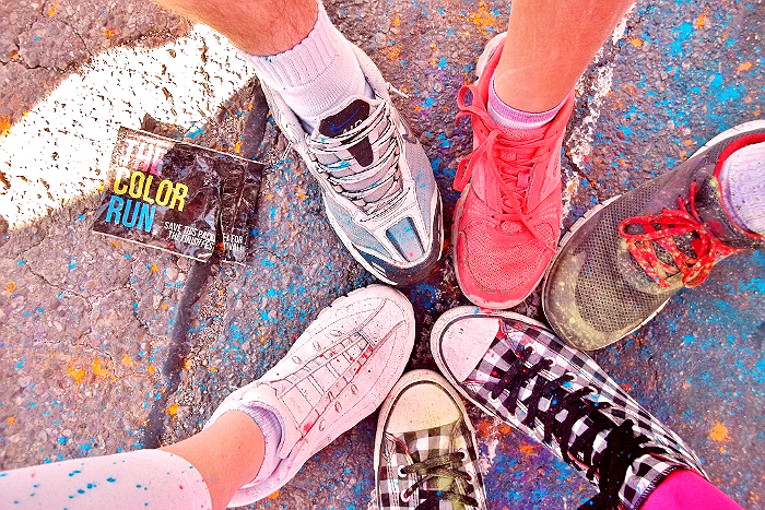 Ventura Color Run