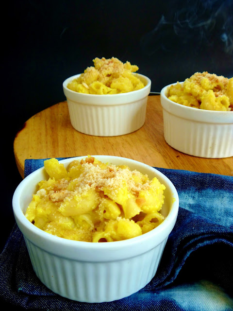 Make this Cozy Macaroni & Cheese Custard Recipe for Guests