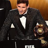 Messi: único jugador del mundo que gana por 4ta vez el balón de oro.