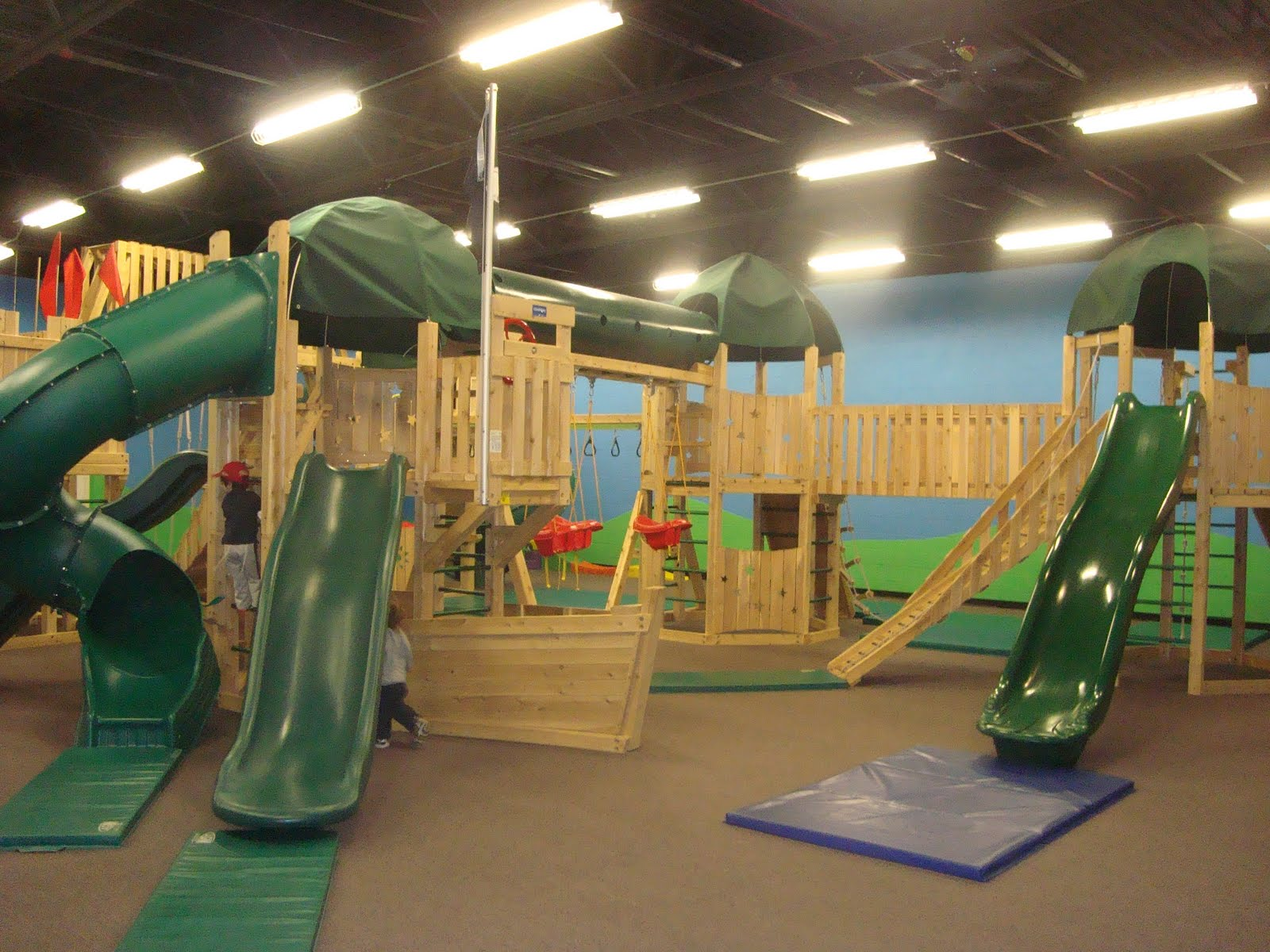 Family fun in MD and Beyond: Kiddie Crusoe, Timonium, Maryland