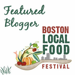 Boston Local Food Festival Featured Blogger