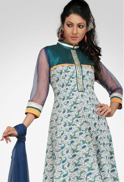 Salwar Kameez 2012 Designs