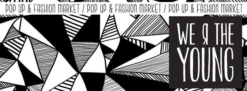Moda colombiana, we r the young, pop up market, colombian fashion, moda independiente, indie fashion, multimarca, donde ir de compras en cali colombia, where to shop in colombia, where to shop in cali