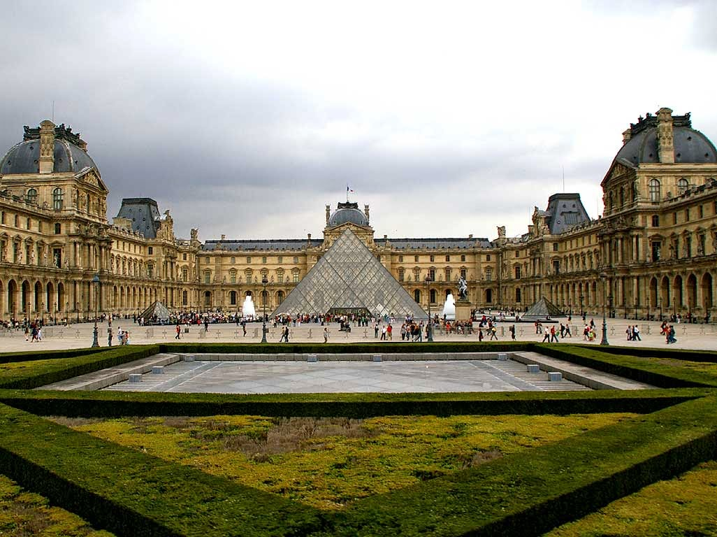 Musée du Louvre (Museo del Louvre)