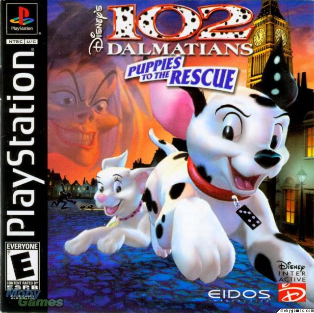 102 Dalmatians Puppies To The Rescue | El-Mifka