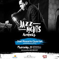 Jazz Nights at Acrópolis presenta este miércoles 27 de septiembre a las 6:00PM