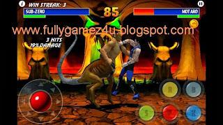 Download Free Mortal kombat Game For PC