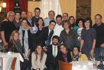 Gastro Domingos en mesón de Alberto. Blog Esteban Capdevila