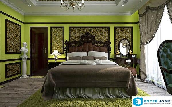 Thiết kế thi công nọi thất nhà anh Thắng P2405 - R5 - Royall City