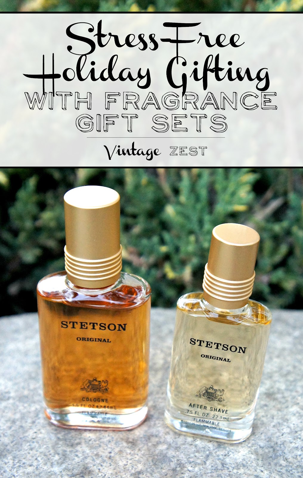 Stress-Free Holiday Gifting with Fragrance Gift Sets on Diane's Vintage Zest!  #ad #GiftingAMemory