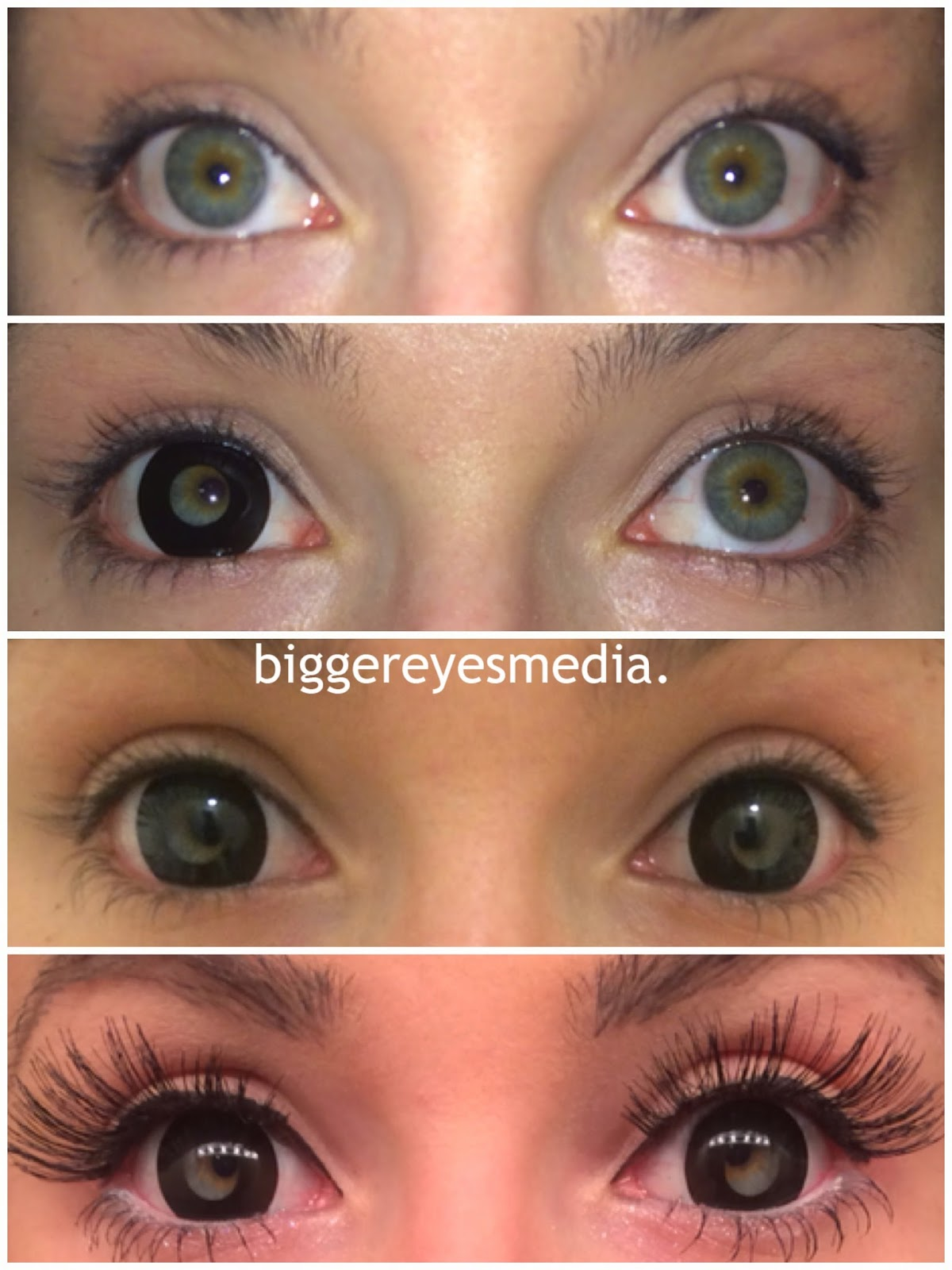 BIGGER eyes media.: Mini Sclera Phantasee Black Titan Lens ...   1200 x 1600 jpeg 186kB