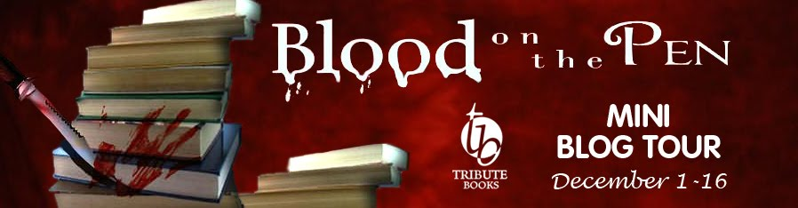 Blood on the Pen Blog Tour