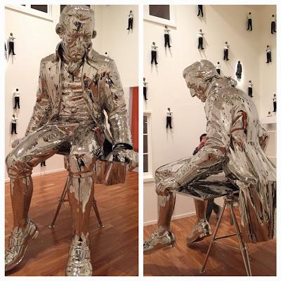 sculpture, GOMA