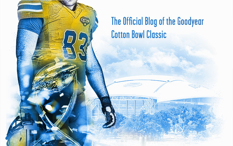 The Official Blog of the Goodyear Cotton Bowl Classic