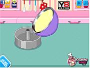 Bánh xốp chanh, game ban gai