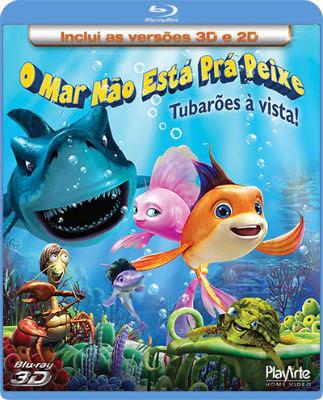 Filme Poster O Mar Não Está Prá Peixe: Tubarões à Vista! BDRip XviD Dual Audio & RMVB Dublado