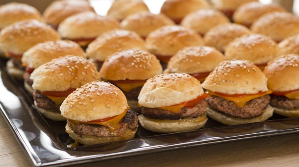 Ideas para los buffets de la recena