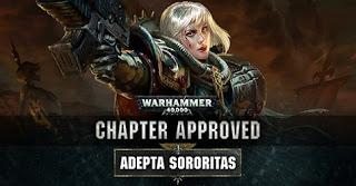 Adeptus Sororitas- Sisters of Battle Preview!!!!!!