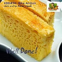 KBB#34 Bika Ambon