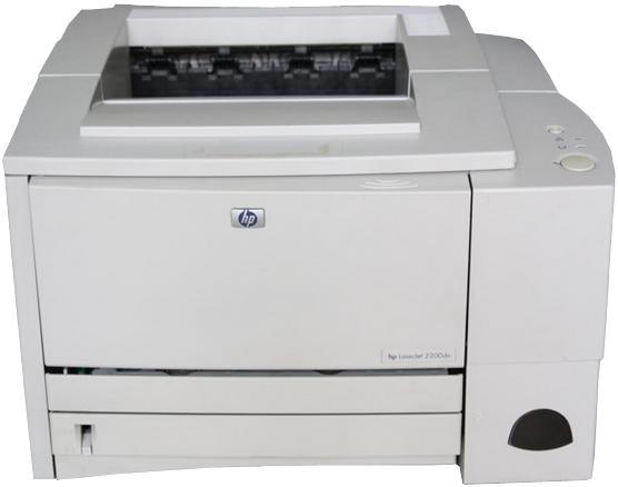Драйвера на принтер hp laserjet 2200d
