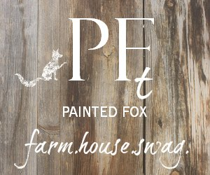 Shop with Painted Fox