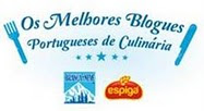 * O Meu Refúgio Culinário em: Os Melhores Blogues Portugueses de Culinária *