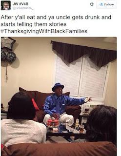 #thanksgivingwithblackfamilies
