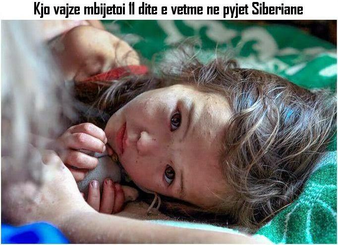 NGJARJE VERTETE: Vajza e Bekuar e Pyjeve Siberiane