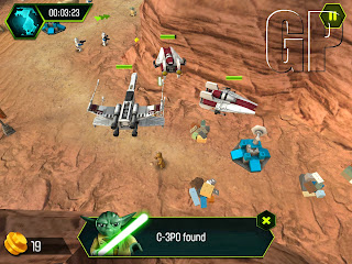 lego star wars the yoda chronicles screen 5 LEGO Star Wars: The Yoda Chronicles (iOS)   Logo & Screenshots