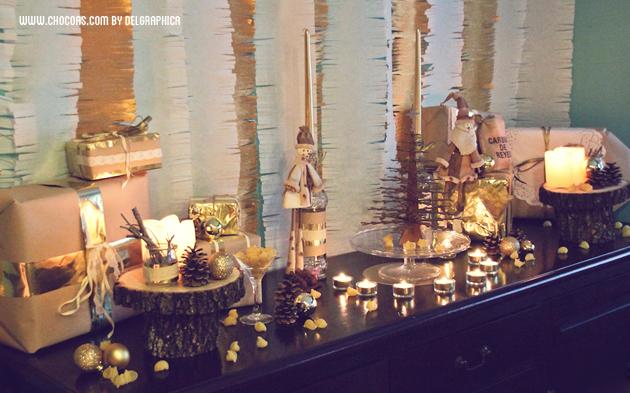 decoración navidad reyes magos