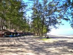 Lokasi Wisata Pantai Lamaru Balikpapan