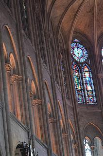 Notre Dame innen