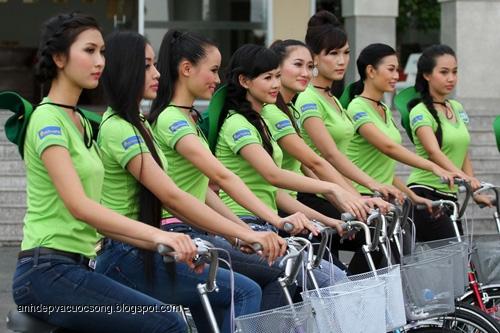 Hình ảnh Hoa Hậu Đồng Bằng bikini