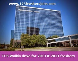 TCS is hiring Engineers 2015 Graduates Freshers