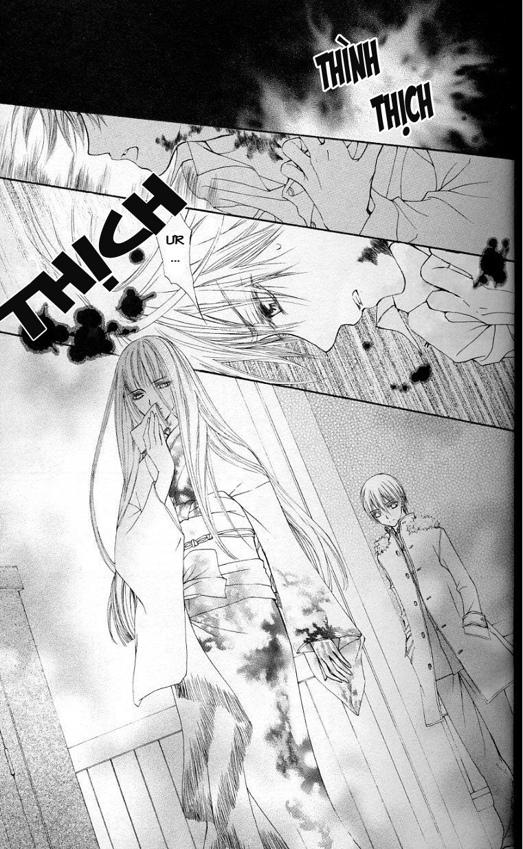 Vampire Knight Chapter 20 - Trang 2