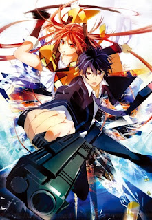Black Bullet Episódios online assistir anime