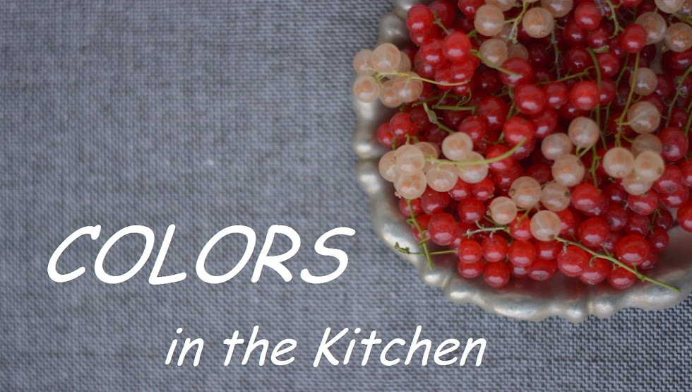 Colors in the Kitchen