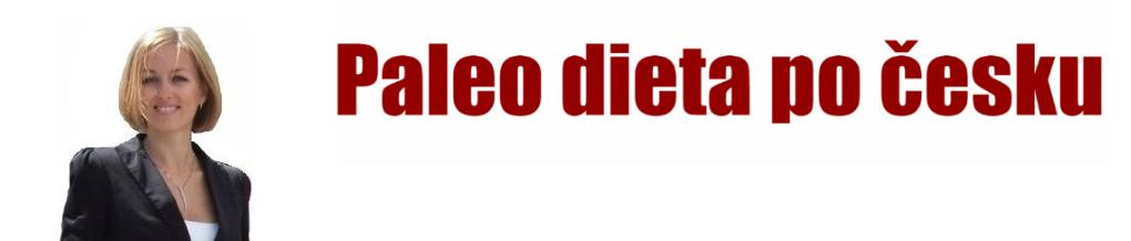 Paleo dieta po česku